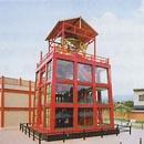 諏訪湖時の科学館 「儀象堂」